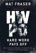 Cover-Bild zu HWPO: Hard work pays off (eBook) von Fraser, Mat