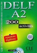 Cover-Bild zu DELF A2 Nouveau diplôme. 200 activités