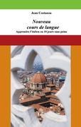 Cover-Bild zu Nouveau cours de langue : apprendre l'italien en 10 jours sans peine