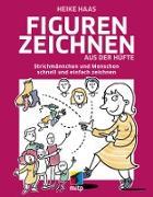 Cover-Bild zu Figuren zeichnen aus der Hüfte (eBook) von Haas, Heike
