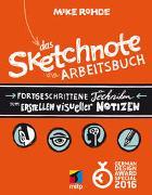 Cover-Bild zu Das Sketchnote Arbeitsbuch von Rohde, Mike