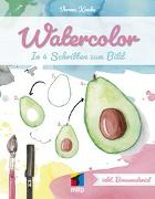 Cover-Bild zu Watercolor von Knabe, Verena