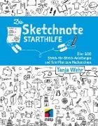 Cover-Bild zu Die Sketchnote Starthilfe (eBook) von Wehr, Tanja