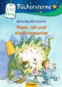 Cover-Bild zu Michaelis, Antonia: Papa, ich und die Dinosaurier