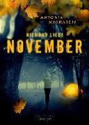 Cover-Bild zu Michaelis, Antonia: Niemand liebt November