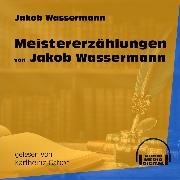 Cover-Bild zu Meistererzählungen von Jakob Wassermann (Ungekürzt) (Audio Download) von Wassermann, Jakob