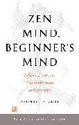 Cover-Bild zu Zen Mind, Beginner's Mind von Suzuki, Shunryu