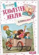 Cover-Bild zu Schwesterherzen 4: Elternalarm! von Astner, Lucy