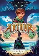 Cover-Bild zu McLachlan, Jenny: Arthur und die magische Mexe (eBook)