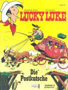 Cover-Bild zu Die Postkutsche von Morris (Illustr.)