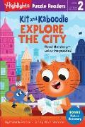 Cover-Bild zu Portice, Michelle: Kit and Kaboodle Explore the City (eBook)