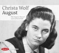 Cover-Bild zu Wolf, Christa: August