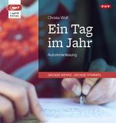 Cover-Bild zu Wolf, Christa: Ein Tag im Jahr