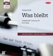 Cover-Bild zu Wolf, Christa: Was bleibt