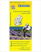 Cover-Bild zu Alpes-de-Haute-Provence, Hautes-Alpes. 1:150'000