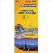 Cover-Bild zu Piemonte, Valle d'Aosta. 1:200'000