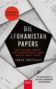 Die Afghanistan Papers von Whitlock, Craig