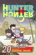 Cover-Bild zu Togashi, Yoshihiro: Hunter x Hunter, Vol. 20