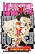 Cover-Bild zu Yoshihiro Togashi: HUNTER X HUNTER TP VOL 02 CURR PTG