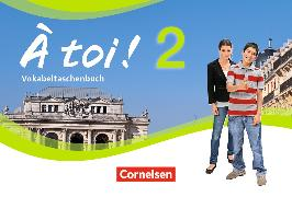 Cover-Bild zu À toi! 2. Vokabeltaschenbuch