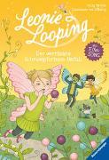 Cover-Bild zu Leonie Looping, Band 3: Der verrückte Schrumpferbsen-Unfall von Stronk, Cally