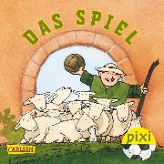 Cover-Bild zu Pixi - Das Spiel (eBook) von Stronk, Cally