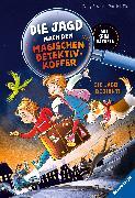 Cover-Bild zu Die Jagd nach dem magischen Detektivkoffer, Band 1: Die Jagd beginnt! (eBook) von Stronk, Cally