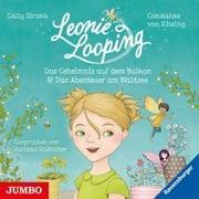 Cover-Bild zu Leonie Looping. Das Geheimnis auf dem Balkon [1] & Das Abenteuer am Waldsee [2] von Stronk, Cally