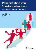 Cover-Bild zu Rehabilitation von Sportverletzungen (eBook) von Overberg, Jan-Arie (Hrsg.)