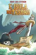 Cover-Bild zu L'isola del tesoro (eBook) von Stevenson, Robert Louis