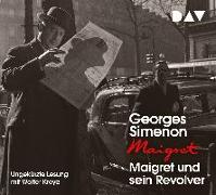 Cover-Bild zu Maigret und sein Revolver von Simenon, Georges