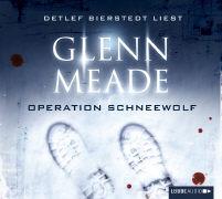 Cover-Bild zu Operation Schneewolf von Meade, Glenn