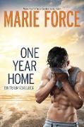 Cover-Bild zu Force, Marie: One Year Home - Ein Traum von Glück (eBook)