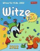 Cover-Bild zu Witze für Kids Kalender 2022 von Artel, Ann Christin
