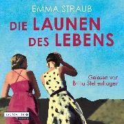 Cover-Bild zu Die Launen des Lebens (Audio Download) von Straub, Emma
