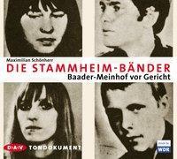 Cover-Bild zu Die Stammheim-Bänder