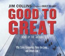 Cover-Bild zu Good To Great