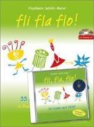 Cover-Bild zu Fli fla flo 33 Lieder mit Piff (Mundart/ dt.) von Jakobi-Murer, Stephanie (Komponist)