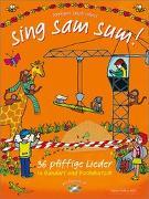 Cover-Bild zu sing sam sum! von Jakobi-Murer, Stephanie