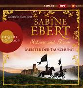 Cover-Bild zu Ebert, Sabine: Schwert und Krone - Meister der Täuschung