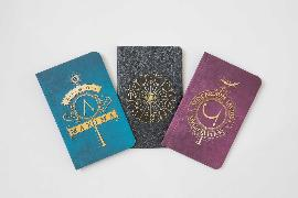 Cover-Bild zu Harry Potter: Spells Pocket Notebook Collection von Insight Editions
