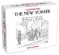 Cover-Bild zu Cartoons from The New Yorker 2021 Day-to-Day Calendar von Conde Nast