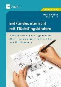 Cover-Bild zu Erdkundeunterricht mit Flüchtlingskindern 5-7 von Straßner, Daniela