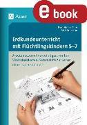 Cover-Bild zu Erdkundeunterricht mit Flüchtlingskindern 5-7 (eBook) von Straßner, Daniela
