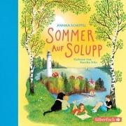 Cover-Bild zu Sommer auf Solupp von Scheffel, Annika