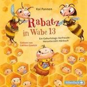 Cover-Bild zu Rabatz in Wabe 13 von Pannen, Kai
