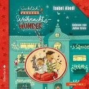 Cover-Bild zu Ein wirklich wahres Weihnachtswunder von Abedi, Isabel