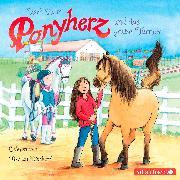 Cover-Bild zu Ponyherz 03. Ponyherz und das große Turnier von Luhn , Usch