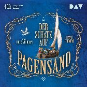 Cover-Bild zu Der Schatz auf Pagensand (Audio Download) von Timm, Uwe