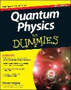 Cover-Bild zu Holzner, Steven: Quantum Physics For Dummies (eBook)